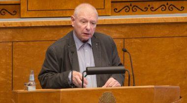 Riigikogu liige Jüri Adams