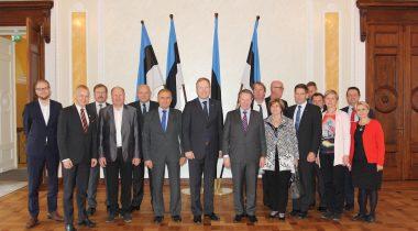 Eesti ja Soome parlamendi riigikaitsekomisjoni ühisistung