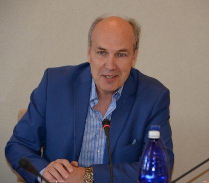 Maaelukomisjoni esimees Aivar Kokk