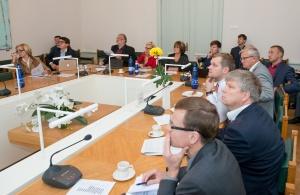 Rahanduskomisjoni istung 2015