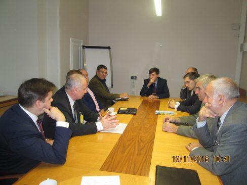 Konservatiivide fraktsioon kohtus Gaasiliidu esindajatega