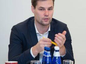 ELAKi esimees Kalle Palling