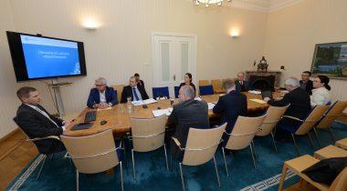 Piirileppete arutelu väliskomisjonis