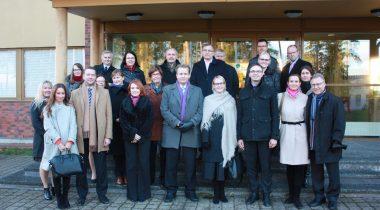 Eesti ja Soome välisasjade komisjonid Ämaris