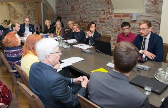 Riigikogu sotsiaalkomisjoni istung