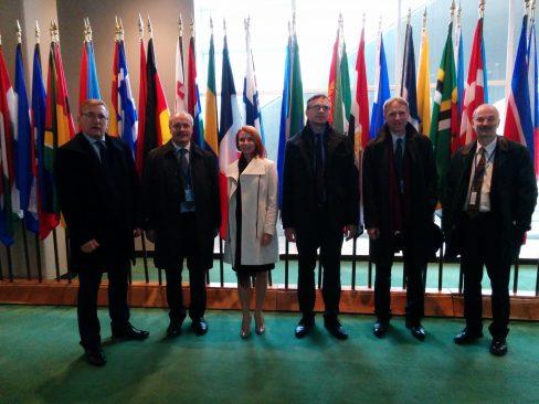 Väliskomisjon ÜROs