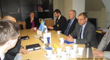 Konservatiivide fraktsioon kohtus peapiiskop Urmas Viilmaga