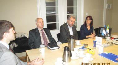 Konservatiivid kohtusid Organic Estonia meeskonnaga