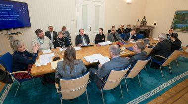 Välisdelegatsioonide juhid andsid väliskomisjonile ülevaate