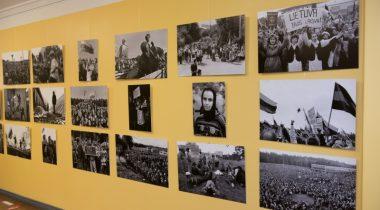 Näitus Leedu vabadusvõitlusest