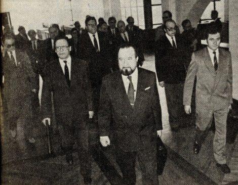 Eesti ja NSV Liidu ametliku delegatsiooni kohtumine