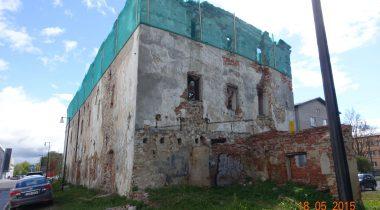 Foto: Riigikontroll, Pärnu ohtlik ehitis