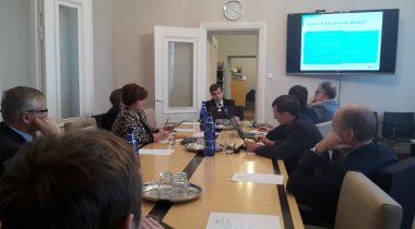 Rahanduskomisjoni kohtumine Ettevõtluse Arendamise Sihtasutusega