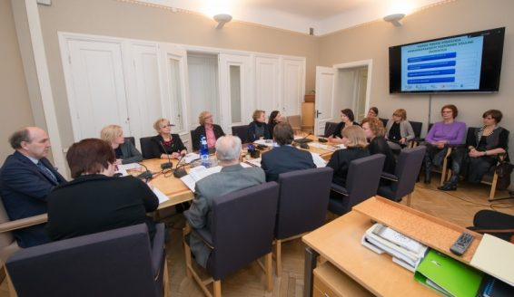 Sotsiaalkomisjon 22. veebruaril 2016