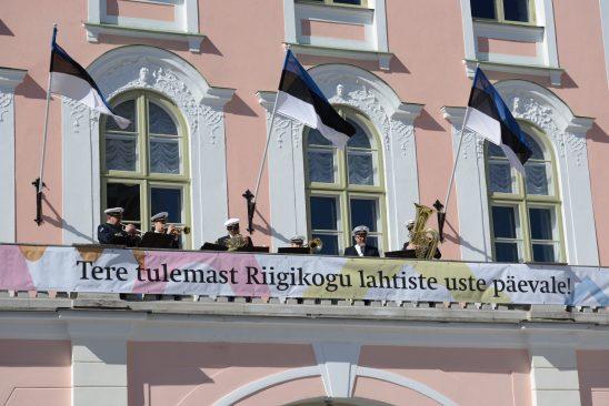 Riigikogu lahtiste uste päev 2015