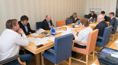 Maaelukomisjoni istung 22.03.2016