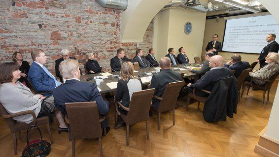 Riigikaitsekomisjoni ja õiguskomisjoni ühisistung