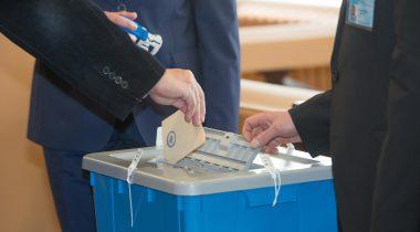 Valimiskast, valimised