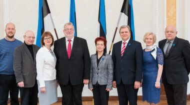 Vabaerakonna fraktsioon 12. aprillil 2016