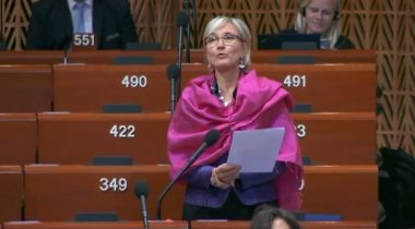 Marianne Mikko Euroopa Nõukogu Parlamentaarses Assamblees
