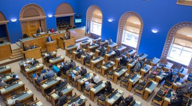 Bill concerning on-demand ride sourcing passed first reading in Riigikogu