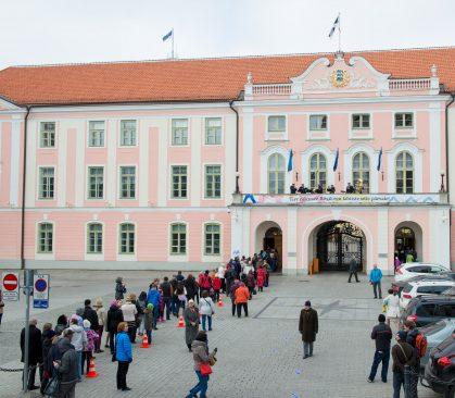 Riigikogu lahtiste uste päev 2016