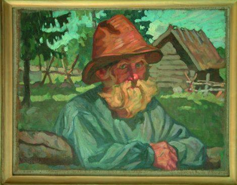 """Anatoli Kaigorogov """"Peipsi kalur"""" 1938"""