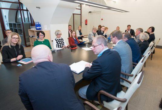 ELAKi istung lähetatud töötajate direktiivi asjus