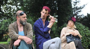 "TREFF festival, etendus ""Lapskosmonaut"""