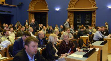 Riigikogu istung 18. mail 2016