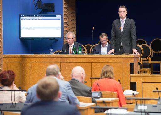 Infotund 18. mai 2016, Hannes Hanso, Jürgen Ligi ja Taavi Rõivas