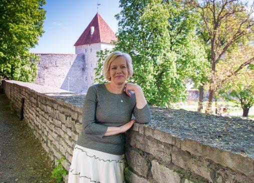 Monika Haukanõmm