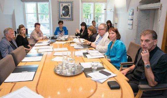 Kultuurikomisjoni istung 6. juunil 2016