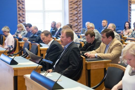 Riigikogu istung 16. juunil 2016