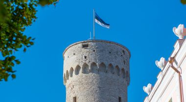 national flag of Estonia