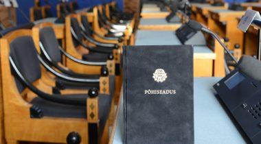 Луйк стал членом конституционной комиссии