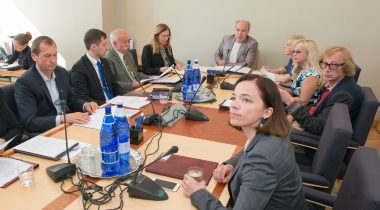 Комиссия по социальным делам направится в Йыгевамаа