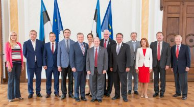 Foreign Affairs Committee, National Defence Committee and Estonia-USA Parliamentary Group of the Riigikogu