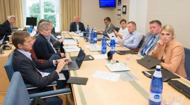 заседания комиссия Рийгикогу по экономике
