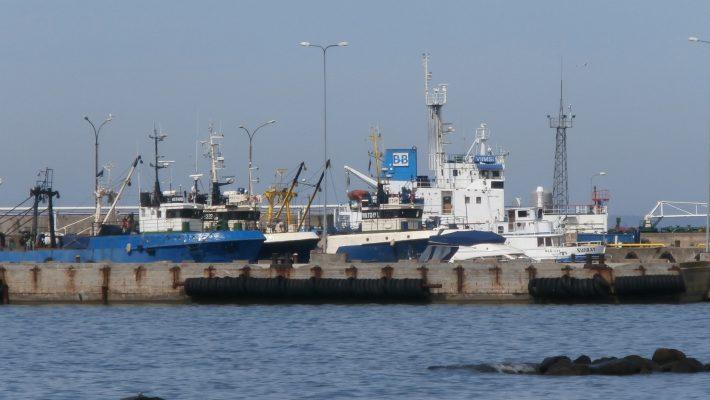 Miiduranna sadam Foto: Pjotr Mahhonin