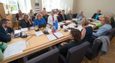 Sotsiaalkomisjon 12. septembril 2016