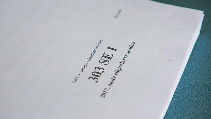 2017. aasta riigieelarve eelnõu