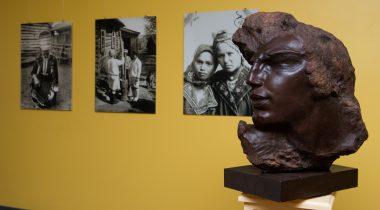 Stepan Erzja skulptuur