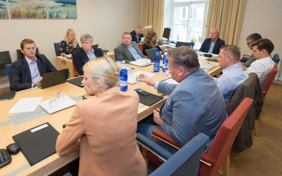 Majanduskomisjoni istung, 19. september 2016