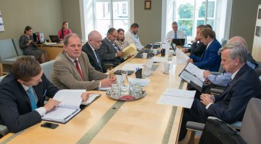 Riigikogu põhiseaduskomisjoni istung