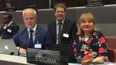 IPU Eesti delegatsioon Genfis