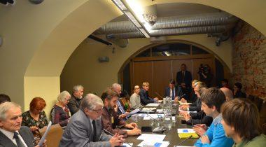 Комиссия по окружающей среде обсудит состояние проекта Rail Baltic