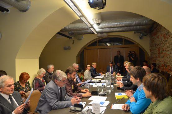 Keskkonnakomisjoni istung, Rail Balticu arutelu, 25. oktoober 2016