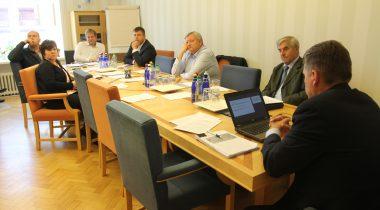 Maaelukomisjoni istung