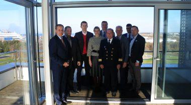 Majanduskomisjon Tallinna Sadamas